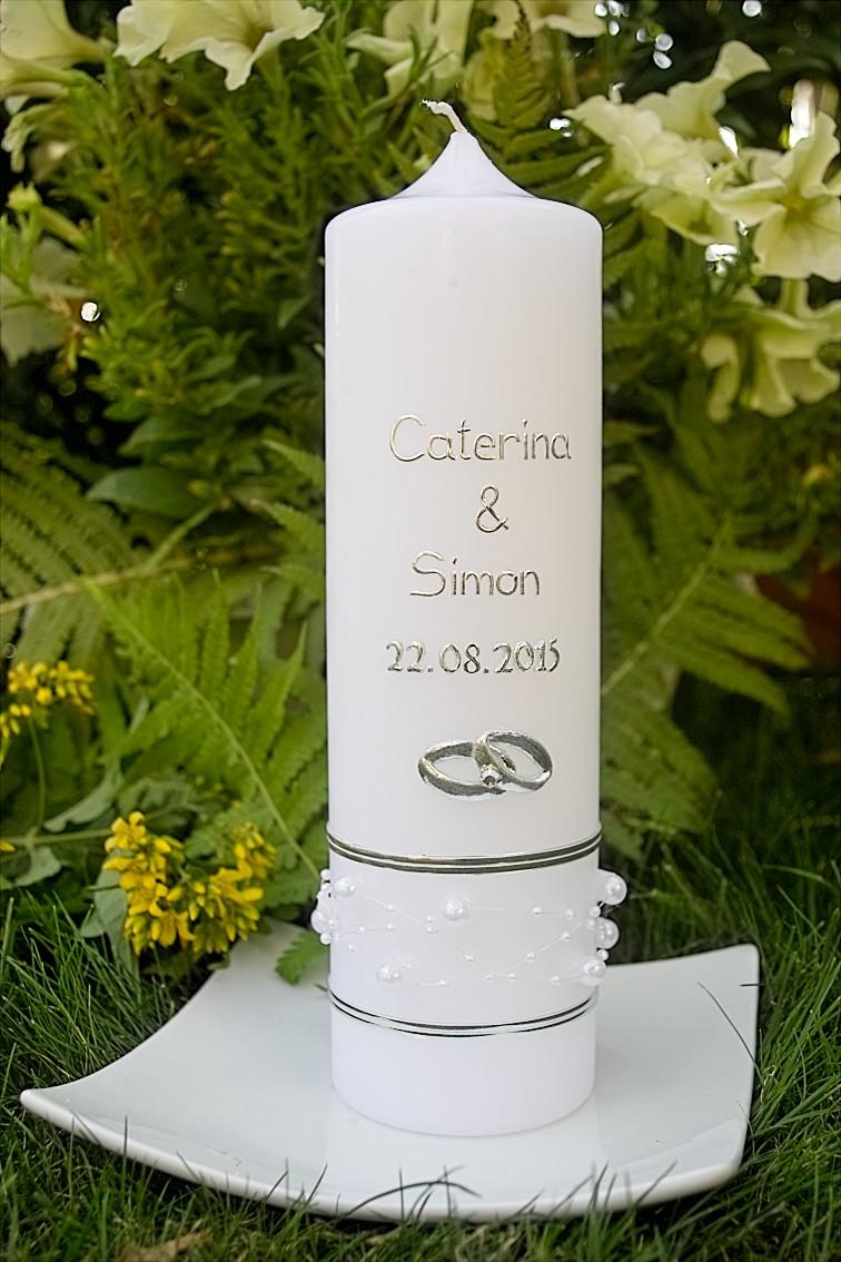Der Shop für Ihre Hochzeitskerze, Konfirmationskerze, Kommunionkerze ...